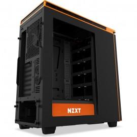 Корпус ATX NZXT H442 Window Без БП чёрный