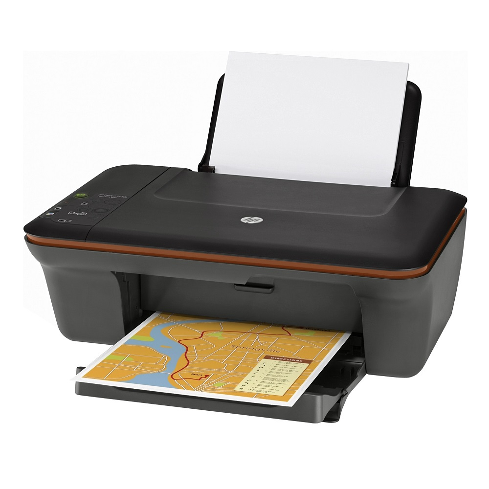 HP Deskjet 2050 All-in-One Printer - J510a Software and