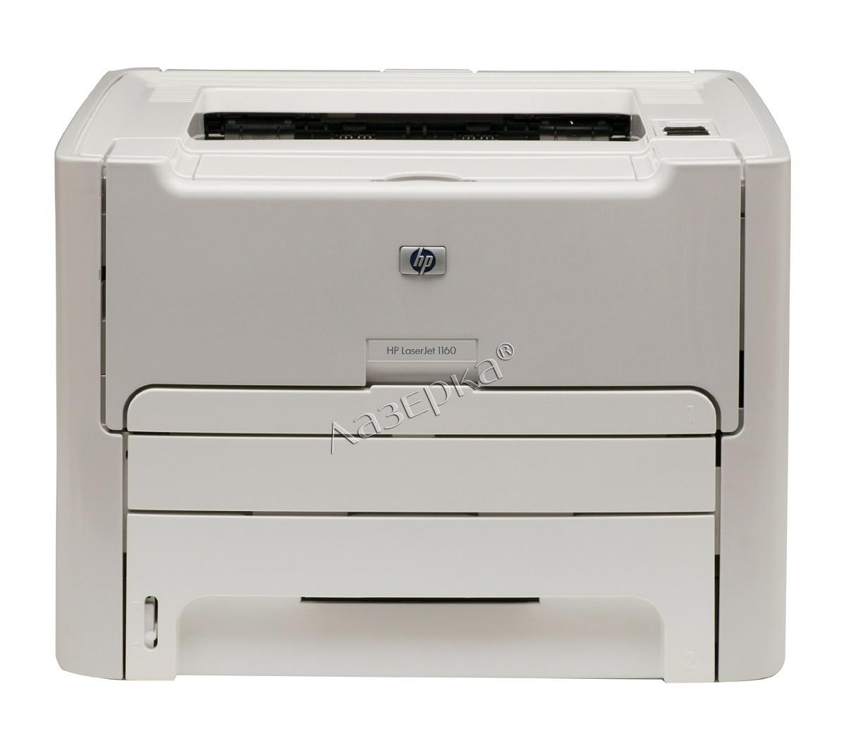 Оригинальные и совместимые картриджи для HP LaserJet 1160