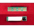 Чип для картриджа ELP-CH-CLT-407-Y для принтеров Samsung