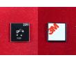 Чип для картриджа ELP-CH-TK580BK для принтеров Kyocera