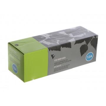 Cactus CS-Q2612AS совместимый лазерный картридж 12A Black | Q2612A - черный, 2000 стр