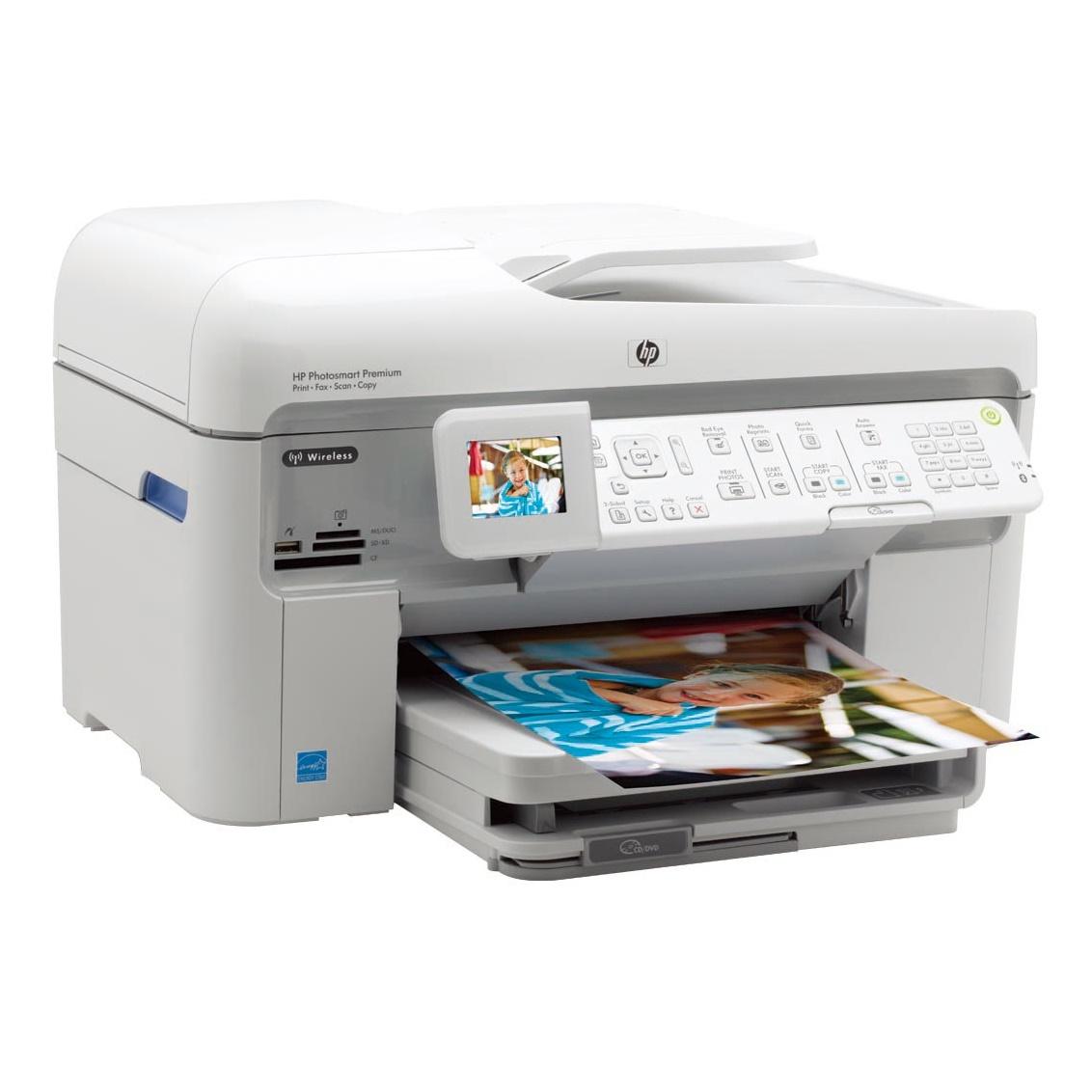HP 364 CB316EE STD Black Original Ink Cartridge - Argos Hp photosmart c309a not printing black