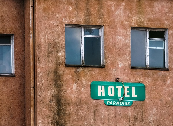 """Отель """"Рай"""""""