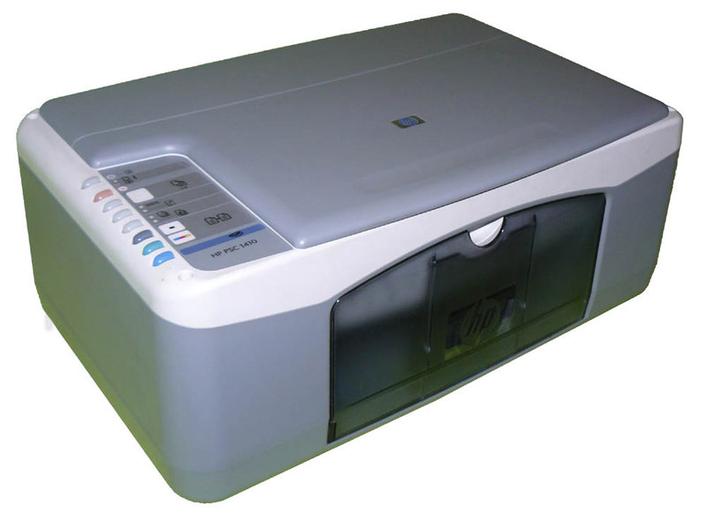 HEWLETT PACKARD PSC 1410 DRIVERS FOR MAC