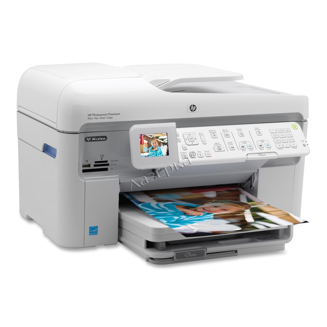 Hp photosmart premium c309c