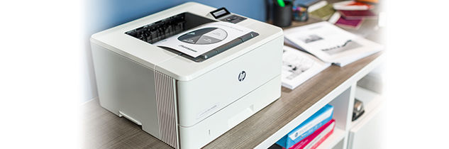 Фото принтера HP LaserJet Pro M402 серии
