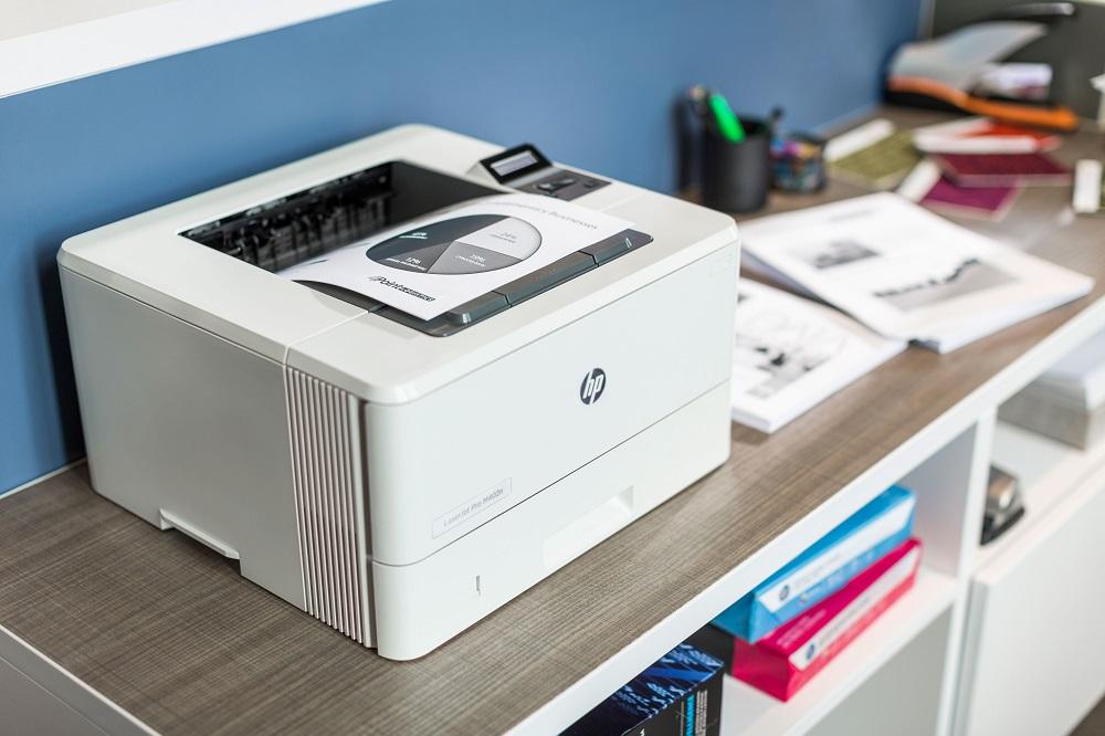 Офис с принтером